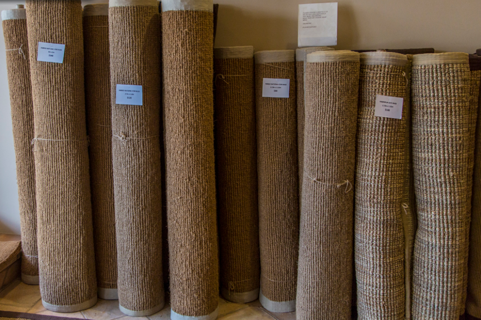 Cleaning Sisal Rugs Mats - Readymade   Floors Natural